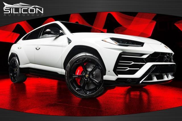 Used 2019 Lamborghini Urus for sale $274,880 at Silicon Auto Group in Spicewood TX